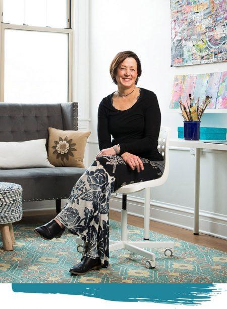 Terri Flynn Life Coach and Artist
