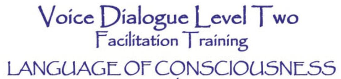 voice-dialogue-training-certification